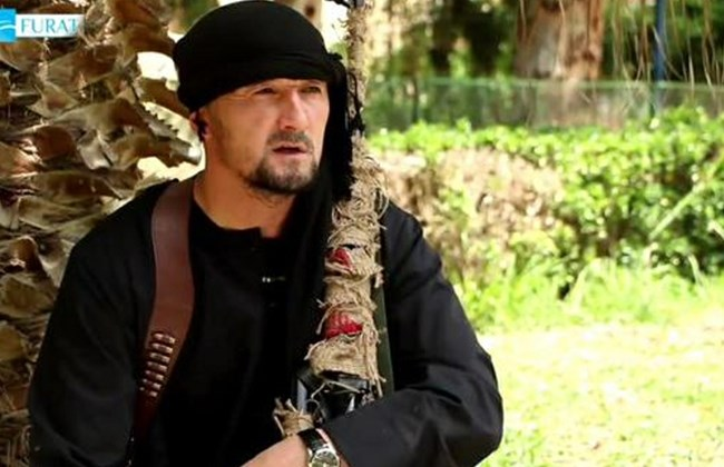 U.S.-trained sniper replaces 'Omar the Chechen' as ISIL's minister of war