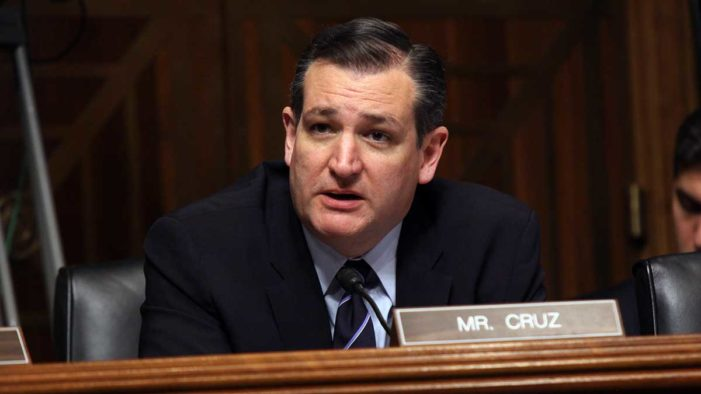 'Why risk it?' Cruz fights to stop Obama's transfer of Internet controls to regimes like China