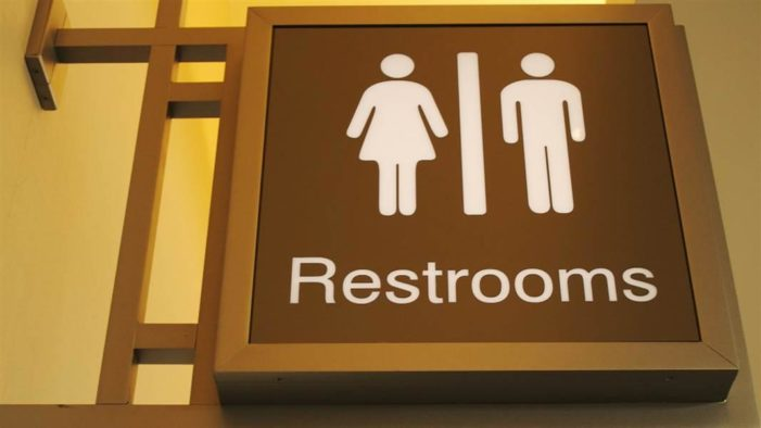 New civil war over . . . bathrooms: Texas and a dozen states back North Carolina