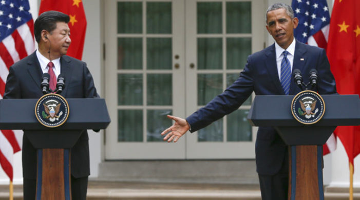 Report: Obama orders Pentagon to downplay 'competition' with China