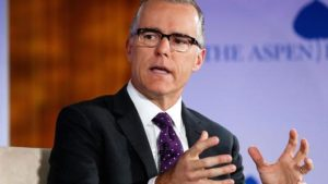 FBI Deputy Director Andrew McCabe