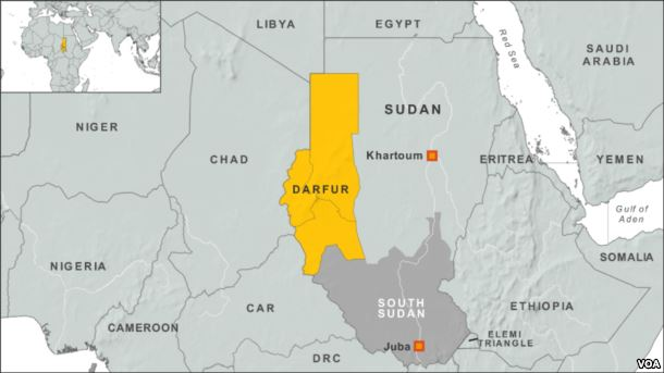 Sudan reported to use chemical weapons in Darfur