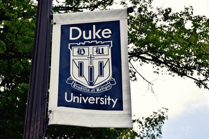 Feminist group at Duke U. offers 'safe space' for 'male-identified' students to ponder 'toxic masculinity' and other gender themes