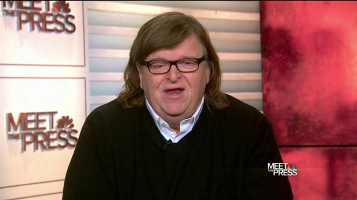 Michael Moore: People don't trust Democrats anymore
