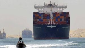 Suez Canal. /Reuters