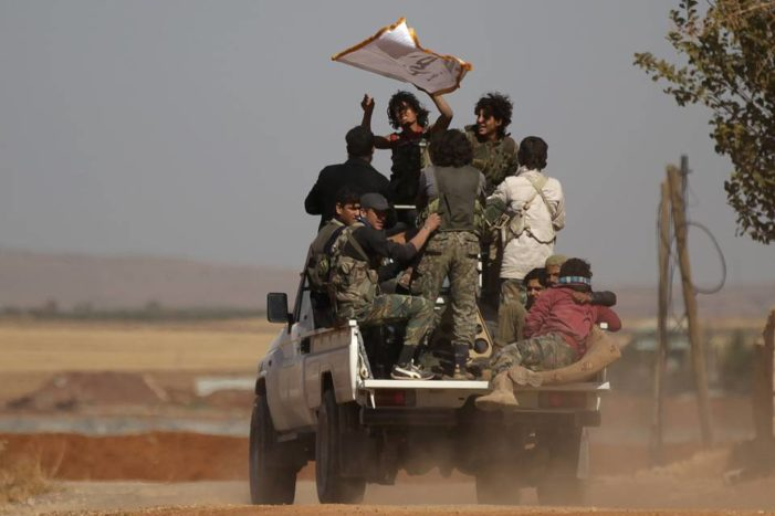Apocalypse now or later: The fight For Dabiq puts the ISIL brand to the test