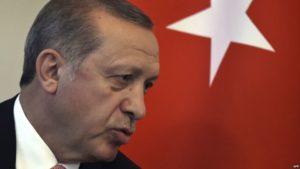Turkey's Recep Tayyip Erdogan.