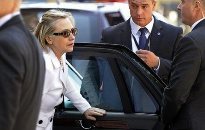 Hillary Clinton in her own words: Profane outbursts at her security staff spans decades