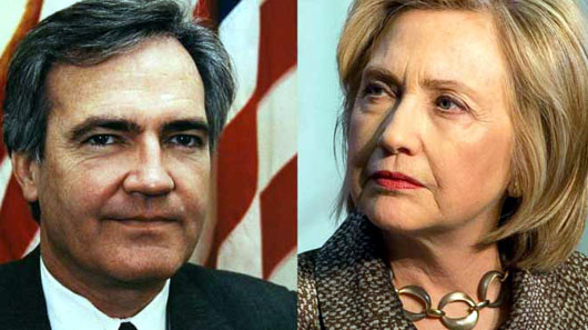 In memory of Vince Foster who cannot rest in peace