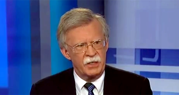 Bolton: 'Slow-rolling' fight against ISIL will drag on if Hillary wins
