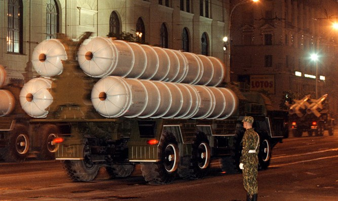 Russia's deployment of S-300 to Syria seen as challenge to U.S. air power