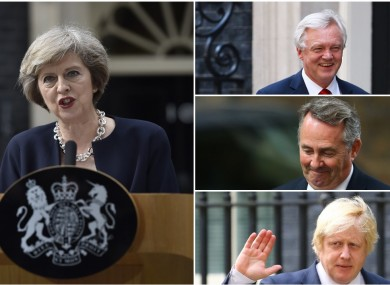 Brexit unleashed: First step to make UK a 'sovereign and independent country once again'