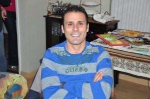 """Reza """"Robin"""" Shahini"""