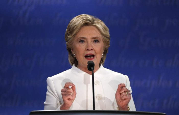 During third debate, Hillary Clinton revealed America's nuclear response time