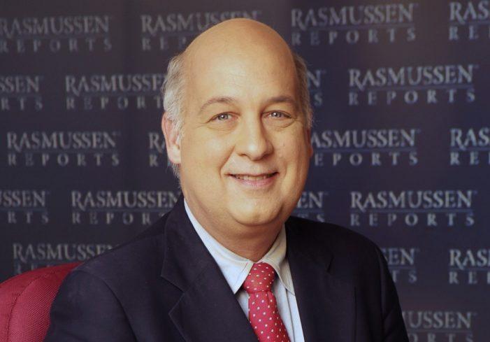 Rasmussen founder: 'Politics has failed: America will not'