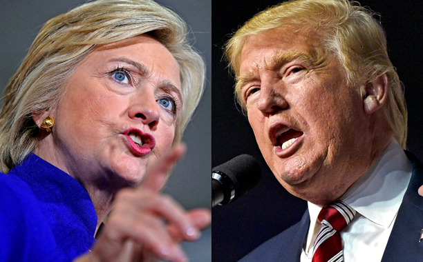 Choose your galaxy: Reliable IBD poll shows Trump up by 2; Clinton media says she has already won