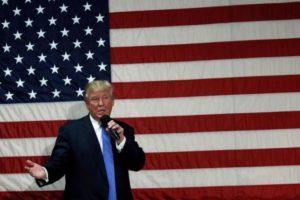 Republican presidential candidate Donald Trump. /Reuters