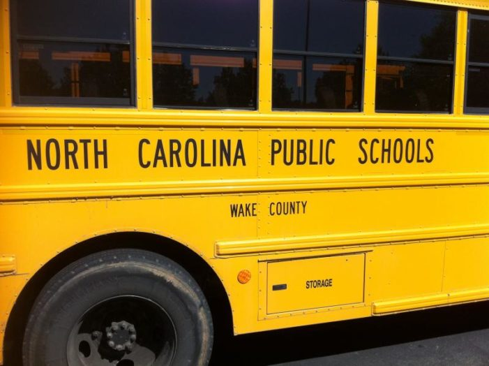 Gender chaos hitting home in North Carolina public schools