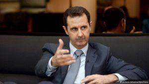 Syrian President Bashar Assad. /DPA/Sana