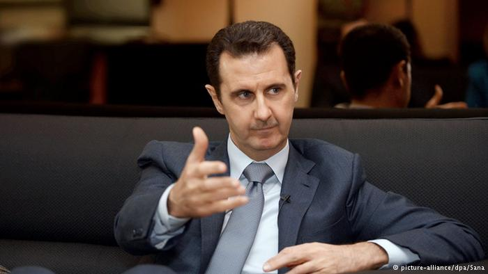 Syria's Assad: 'Weaker' West did nothing to stop ISIL