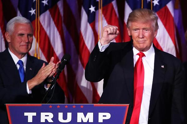 World leaders hail Trump win; foreign policy elites in denial