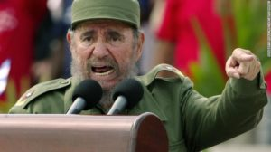 Fidel Castro died on Nov. 25 at age 90. /Getty Images