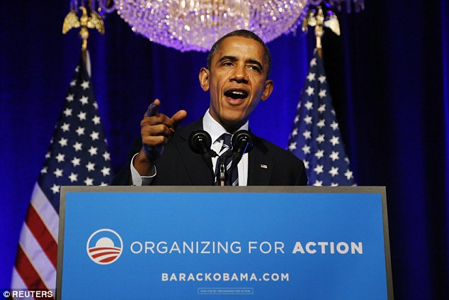 Election disaster for Democrats called political opportunity for Obama