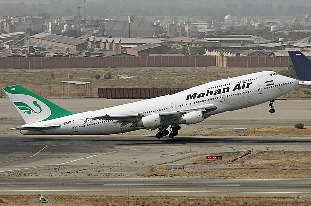 Israel charges Iran shipped arms to Hizbullah on commercial flights