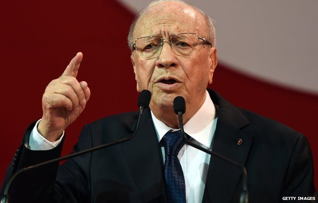 Tunisian president confirms requesting U.S. drone surveillance of Libya
