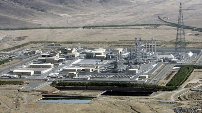 IAEA reports Iran exceeded heavy water limit