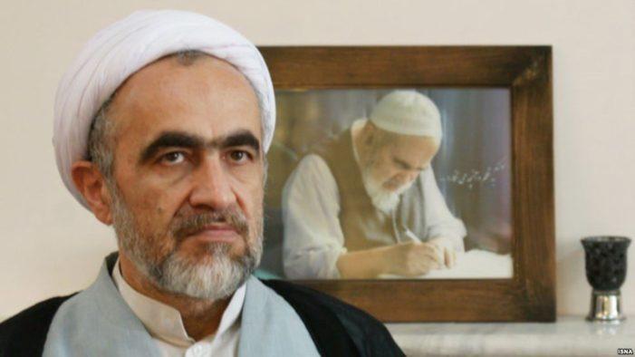 Teheran jails son of top revolutionary ayatollah over execution tape