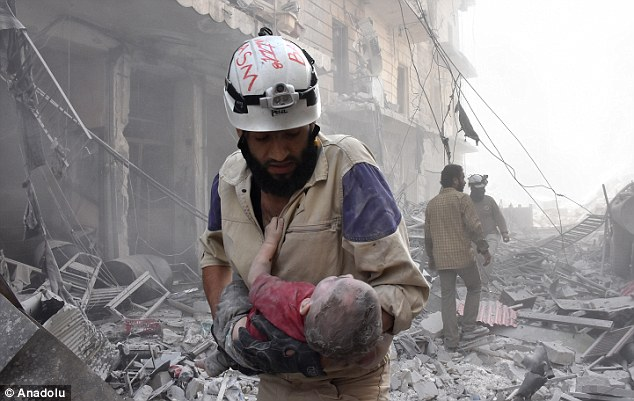 As the world watches, Aleppo descends into Dante's Inferno