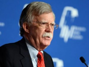 Former United States ambassador to the United Nations John Bolton. /Getty Images