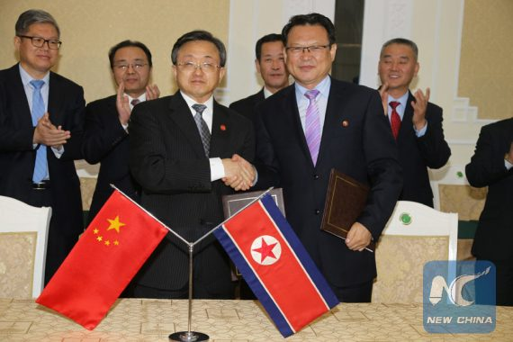 Stepped-up Chinese assistance to North Korea worries South, violates UN sanction resolutions