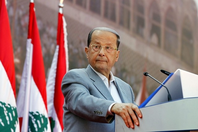 Lebanon's new president pledges loyalty to Iran, threatens Israel