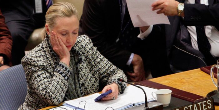 Report: Clinton's private server was likely hacked by at least 5 foreign intel agencies