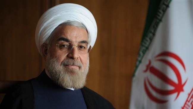 Iran's Rouhani says there is no way Trump can torpedo nuclear deal