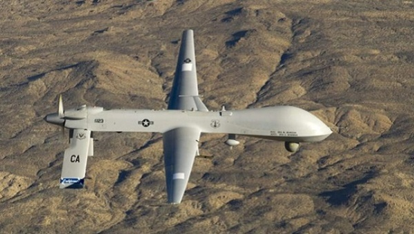 U.S. increases combat drone strikes on ISIL in Afghanistan