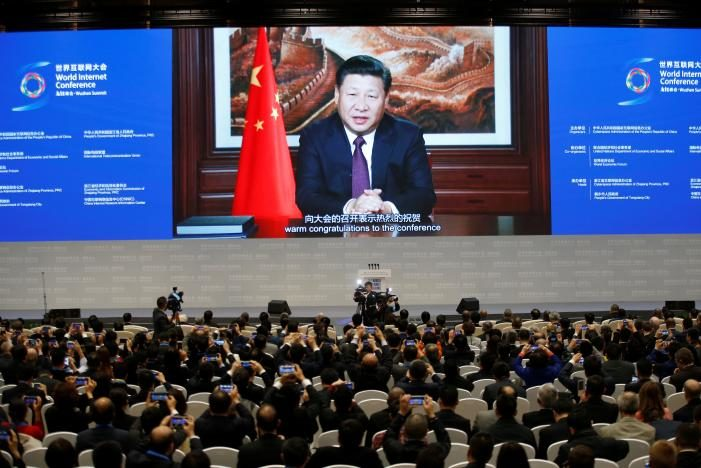 China's Xi Jinping prescribes global standards for Internet governance