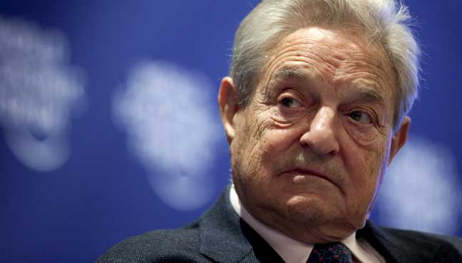 Soros groups, top Dems in closed-door summit to fight Trump's 'terrifying assault' on 'just nation'