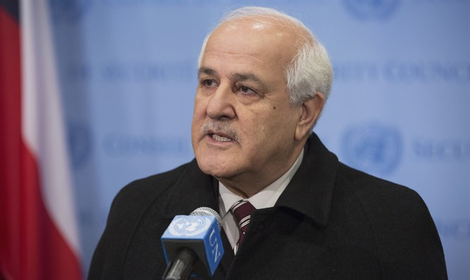 Palestinian Authority threatens UN action if Trump moves embassy to Jerusalem