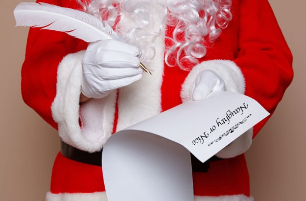 Santa who joked Hillary was on his 'naughty' list sent for 'additional training'