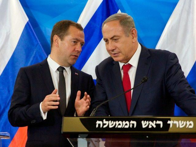 Netanyahu: Israel won't allow Iran to establish itself militarily in Syria