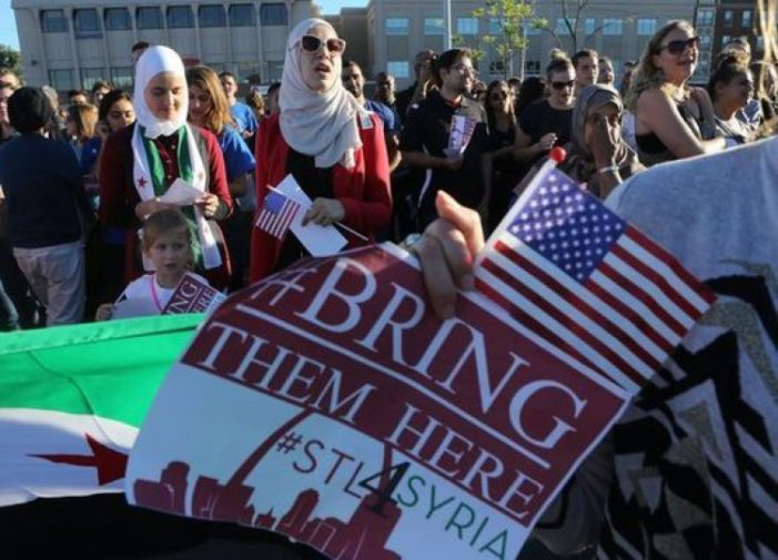 Syrian refugees to USA up 675 percent in 2016; 99 percent are Muslims