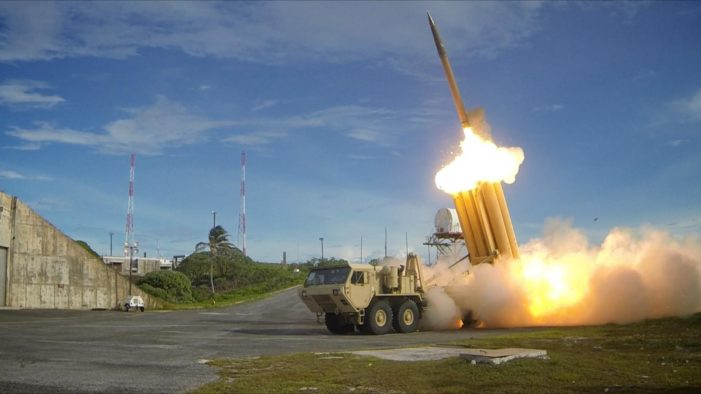 Japan weighs THAAD missile shield as North Korean WMD threat grows