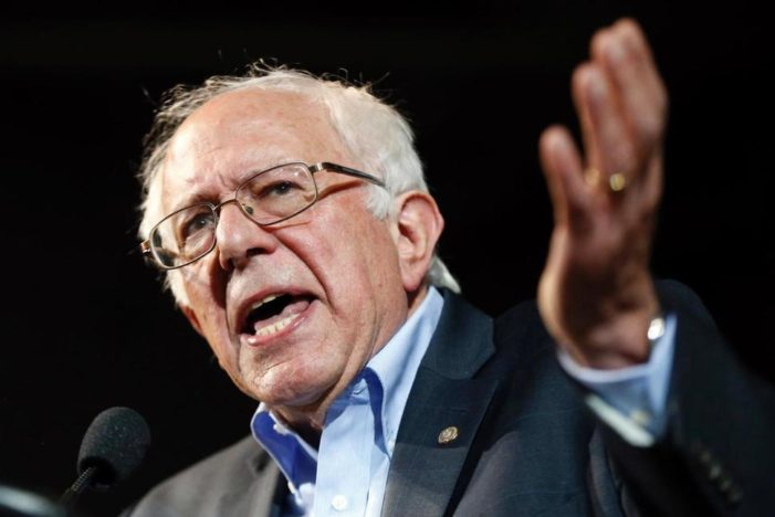 Bernie Sanders to election-obsessed reporter: Get a life