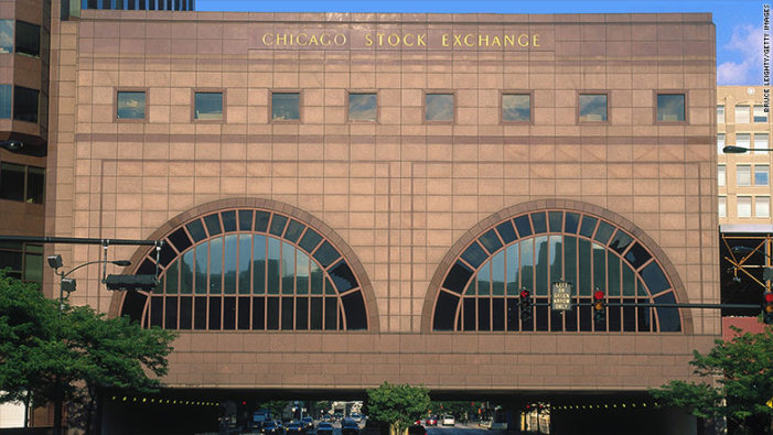 Report: Documents show U.S. has approved sale of Chicago Stock Exchange to Chinese firm