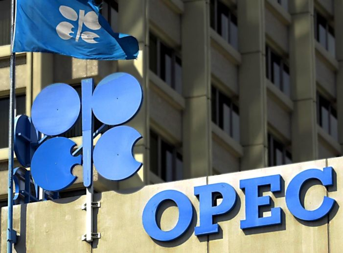 With OPEC deal to cut output, Saudi signals surrender to U.S. shale