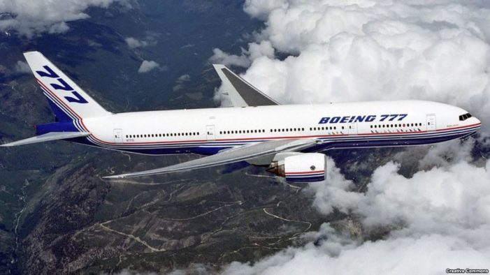 Iran reports it has finalized deal to buy 80 Boeing jetliners