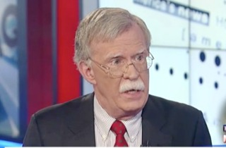 Bolton charges 'significant' politicization of intelligence under Obama, questions Russian hacking allegations